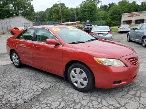 2009 Toyota Camry for sale at Import Plus Auto Sales in Norcross GA