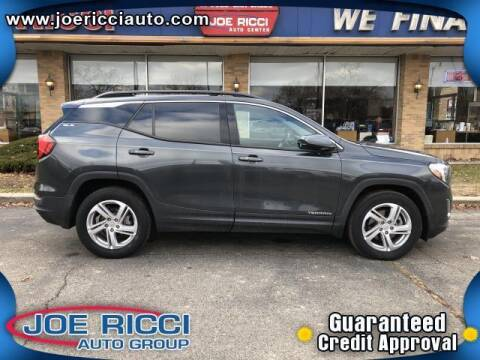 2018 GMC Terrain for sale at Mr Intellectual Cars in Shelby Township MI