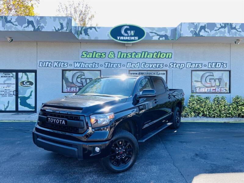 2015 Toyota Tundra for sale at Greenway Auto Sales in Jacksonville FL