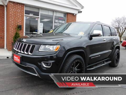 2015 Jeep Grand Cherokee for sale at Delaware Auto Sales in Delaware OH