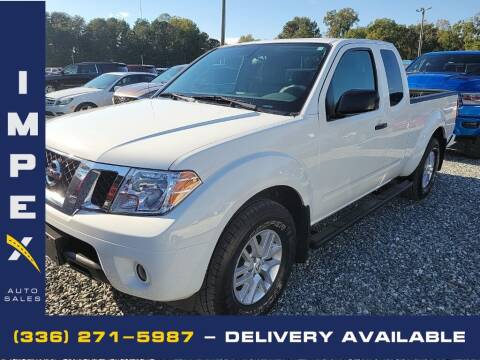 2017 Nissan Frontier for sale at Impex Auto Sales in Greensboro NC
