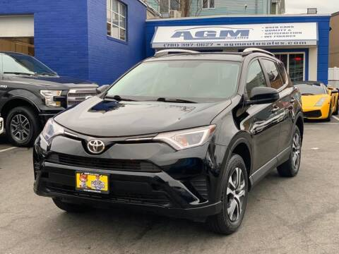 2016 Toyota RAV4 for sale at AGM AUTO SALES in Malden MA