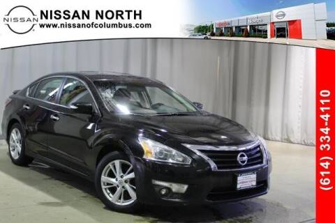2013 Nissan Altima for sale at Auto Center of Columbus in Columbus OH