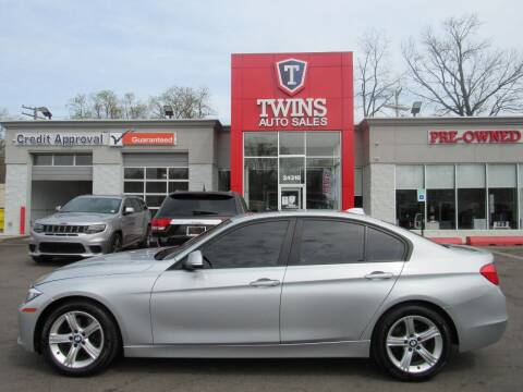 2013 BMW 3 Series for sale at Twins Auto Sales Inc in Detroit MI