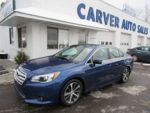 2016 Subaru Legacy for sale at Carver Auto Sales in Saint Paul MN