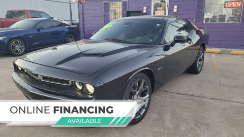 2015 Dodge Challenger for sale at Quality Auto Sales LLC in Garland TX