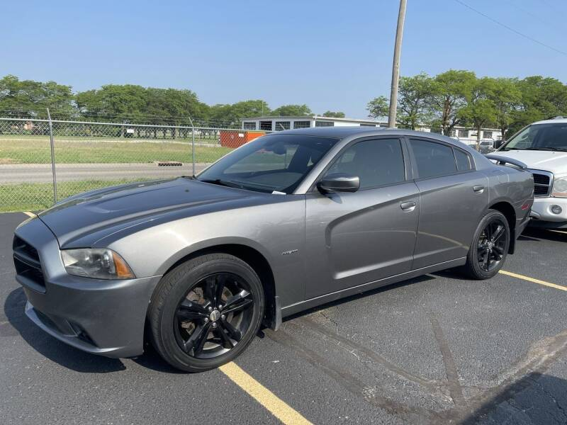 2011 Dodge Charger for sale at All Affordable Autos in Oakley KS