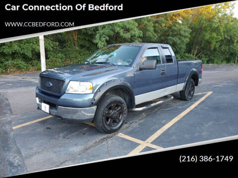 2005 Ford F-150 for sale at Car Connection of Bedford in Bedford OH