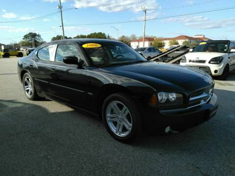 2006 Dodge Charger for sale at Kelly & Kelly Supermarket of Cars in Fayetteville NC