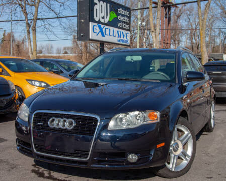 2007 Audi A4 for sale at EXCLUSIVE MOTORS in Virginia Beach VA