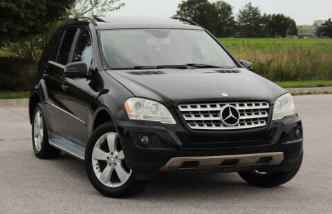2011 Mercedes-Benz M-Class for sale at Big O Auto LLC in Omaha NE