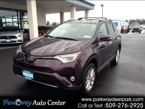2018 Toyota RAV4 for sale at PARKWAY AUTO CENTER AND RV in Deer Park WA