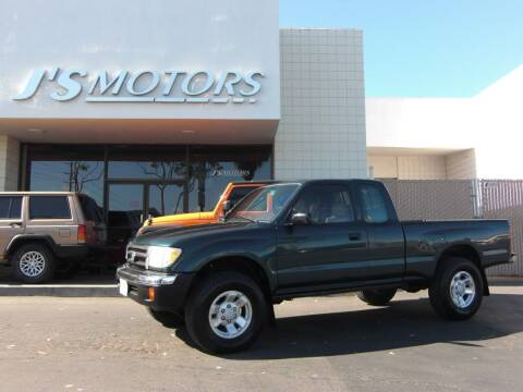 1998 Toyota Tacoma for sale at J'S MOTORS in San Diego CA