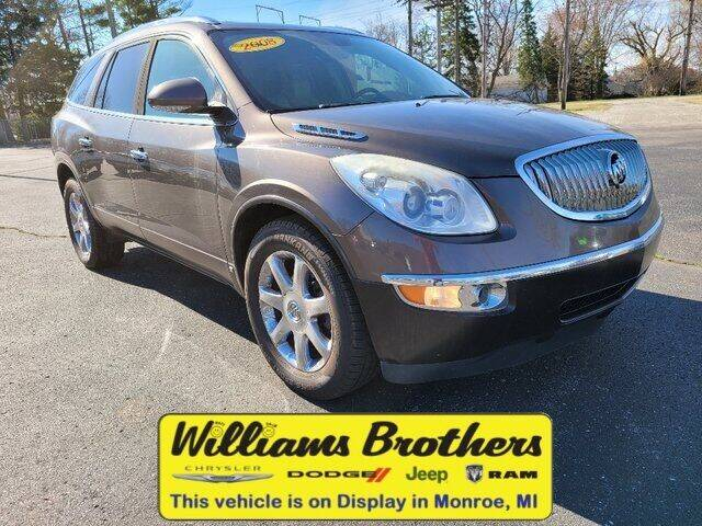 2008 Buick Enclave for sale at Williams Brothers - Pre-Owned Monroe in Monroe MI