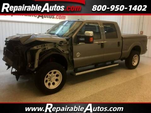 2013 Ford F-250 Super Duty for sale at Ken's Auto in Strasburg ND