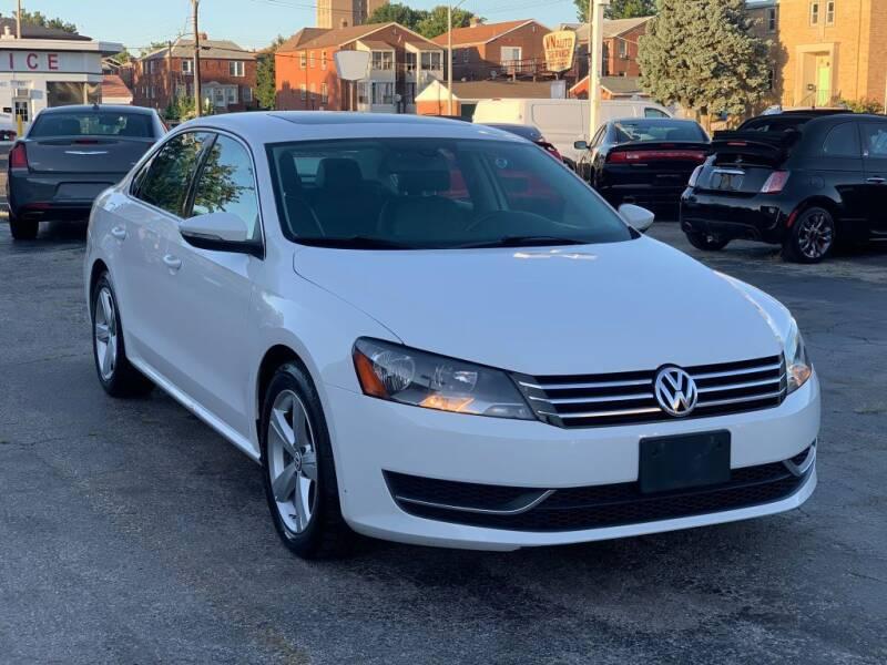 2012 Volkswagen Passat for sale at IMPORT Motors in Saint Louis MO