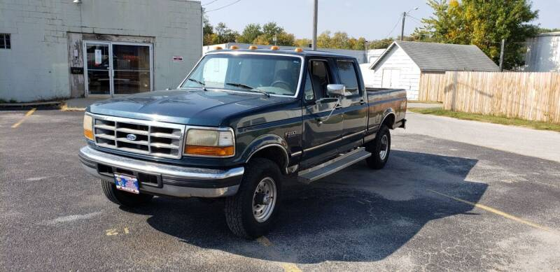 1996 Ford F-250 for sale at D&C Motor Company LLC in Merriam KS