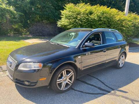 2007 Audi A4 for sale at Padula Auto Sales in Braintree MA