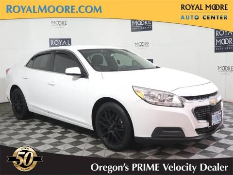 2016 Chevrolet Malibu Limited for sale at Royal Moore Custom Finance in Hillsboro OR
