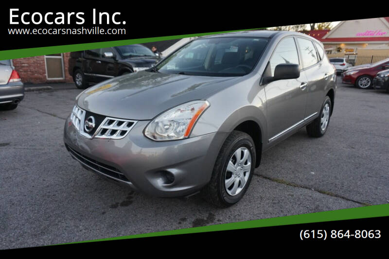 2013 Nissan Rogue for sale at Ecocars Inc. in Nashville TN
