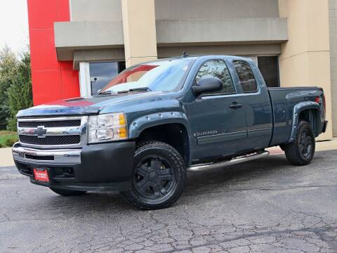 2009 Chevrolet Silverado 1500 for sale at Schaumburg Pre Driven in Schaumburg IL