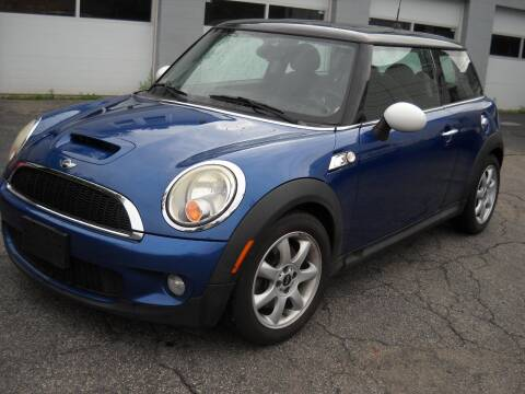 2008 MINI Cooper for sale at Best Wheels Imports in Johnston RI
