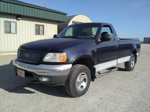 1999 Ford F-150 for sale at ARK AUTO LLC in Roanoke IL