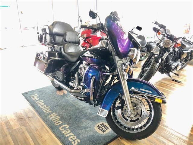2010 Harley-Davidson FLTHTK for sale at Richardson Sales & Service in Highland IN