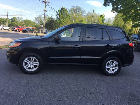 2010 Hyundai Santa Fe for sale at Diamond Auto Sales in Lexington NC