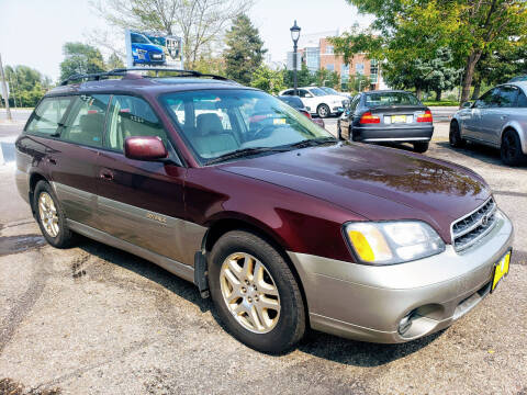 2000 Subaru Outback for sale at J & M PRECISION AUTOMOTIVE, INC in Fort Collins CO