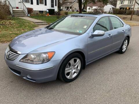 2006 Acura RL for sale at Via Roma Auto Sales in Columbus OH