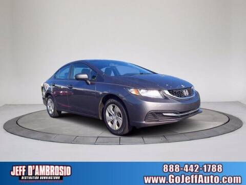 2014 Honda Civic for sale at Jeff D'Ambrosio Auto Group in Downingtown PA