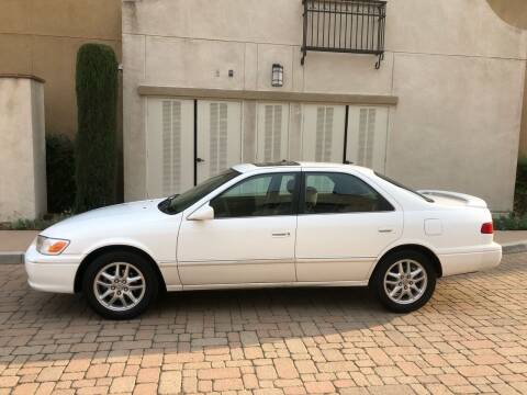 2000 Toyota Camry for sale at California Motor Cars in Covina CA