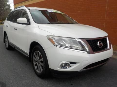 2014 Nissan Pathfinder for sale at Salton Motor Cars in Alpharetta GA
