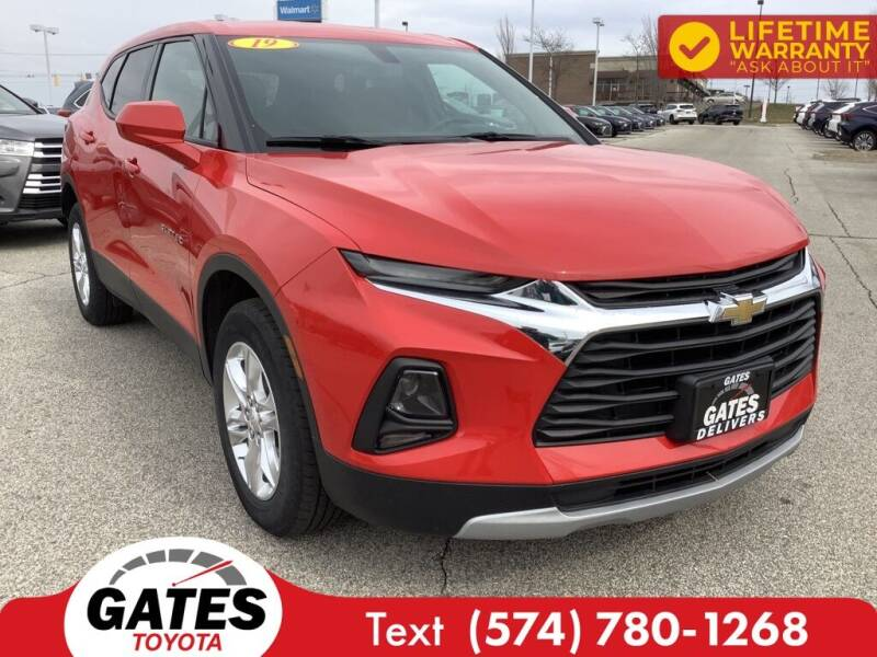2019 Chevrolet Blazer for sale in South Bend, IN