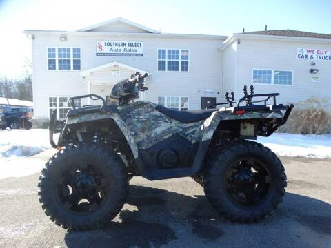 2020 Polaris 570 for sale at SOUTHERN SELECT AUTO SALES in Medina OH