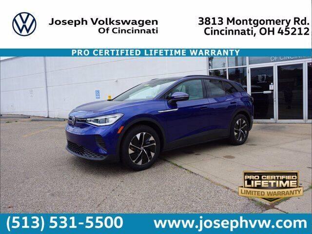 2021 Volkswagen ID.4 for sale in Cincinnati, OH