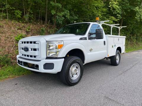 2011 Ford F-250 Super Duty for sale at Lenoir Auto in Lenoir NC