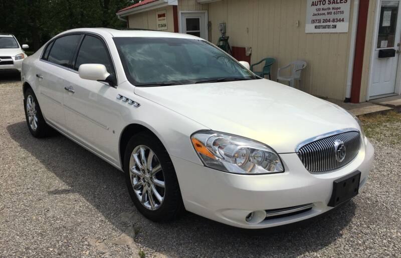 2007 Buick Lucerne for sale at Woody's Auto Sales in Jackson MO