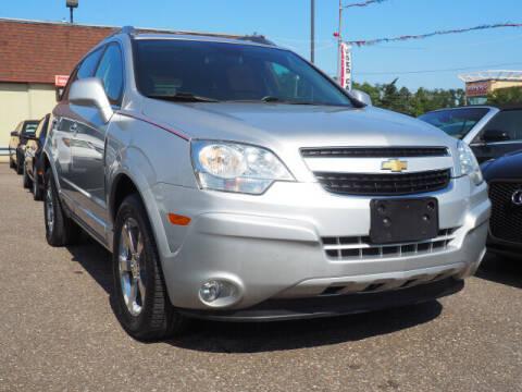 2012 Chevrolet Captiva Sport for sale at Sunrise Used Cars INC in Lindenhurst NY