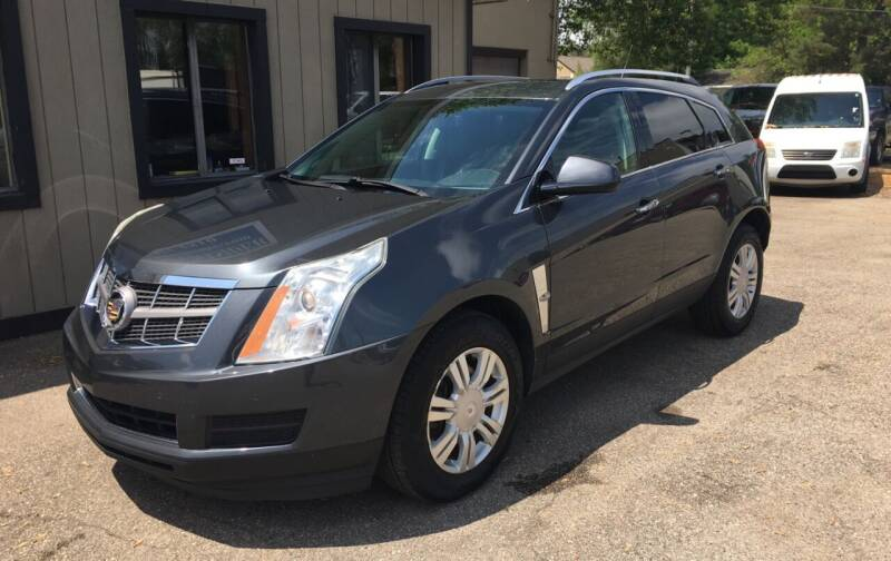 2012 Cadillac SRX for sale at Auto Consider Inc. in Grand Rapids MI