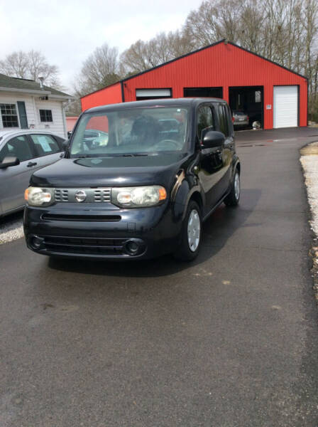 2010 Nissan cube for sale at Ace Auto Sales - $1400 DOWN PAYMENTS in Fyffe AL