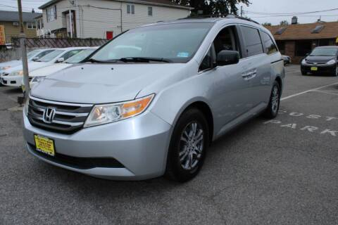 2013 Honda Odyssey for sale at Lodi Auto Mart in Lodi NJ