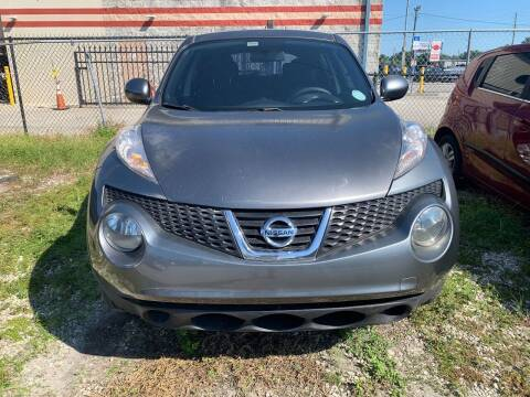 2012 Nissan JUKE for sale at Marvin Motors in Kissimmee FL