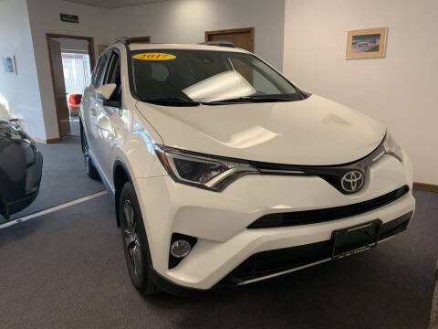 2017 Toyota RAV4 for sale at Dominic Sales LTD in Syracuse NY