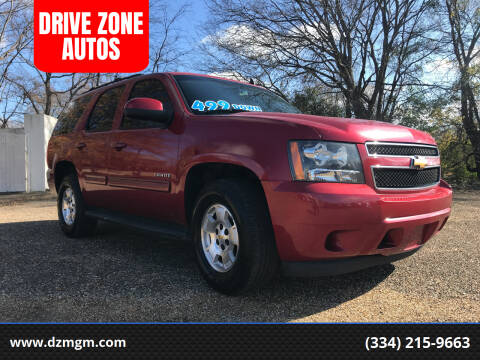 2013 Chevrolet Tahoe for sale at DRIVE ZONE AUTOS in Montgomery AL