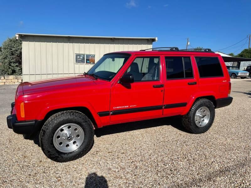 2001 Jeep Cherokee for sale at Mafia Motors in Boerne TX