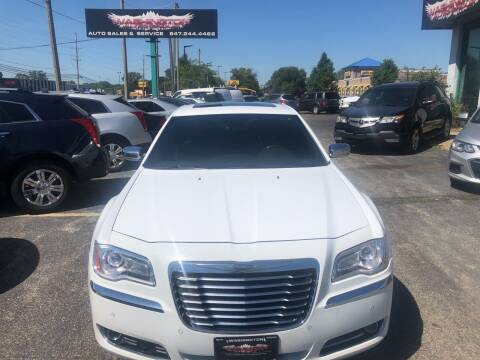 2013 Chrysler 300 for sale at Washington Auto Group in Waukegan IL