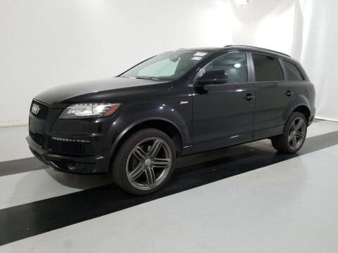 2014 Audi Q7 for sale at A.I. Monroe Auto Sales in Bountiful UT