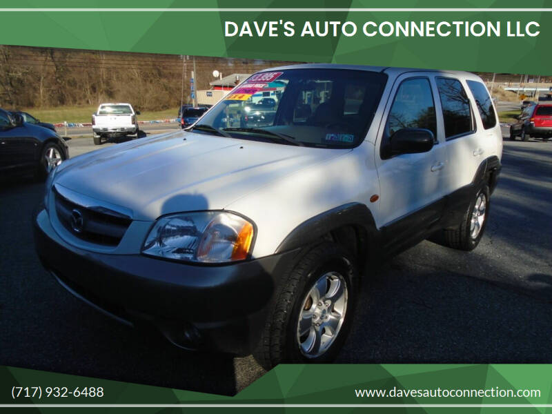 2001 Mazda Tribute for sale at Dave's Auto Connection LLC in Etters PA